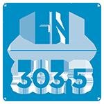 normativa en 303.5 calderas