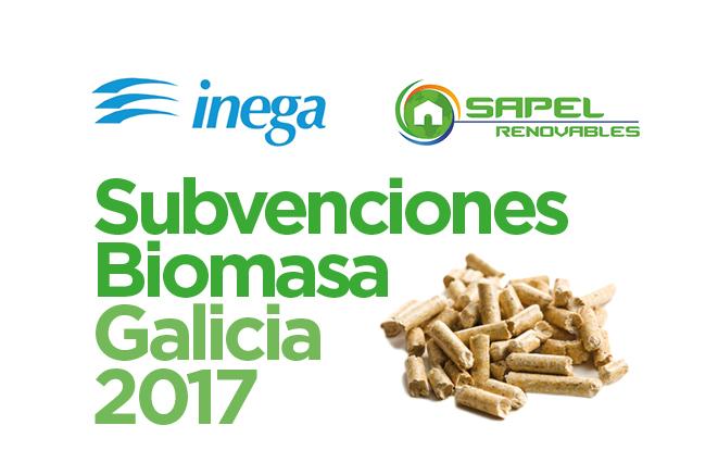 subvenciones biomasa galiia 2017