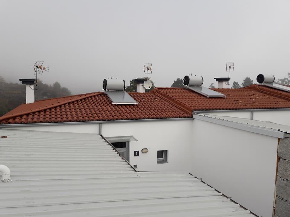 Paneles Solares Térmicos Orense