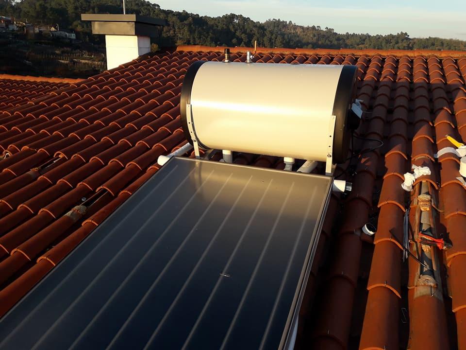 Paneles solares openplus ourense