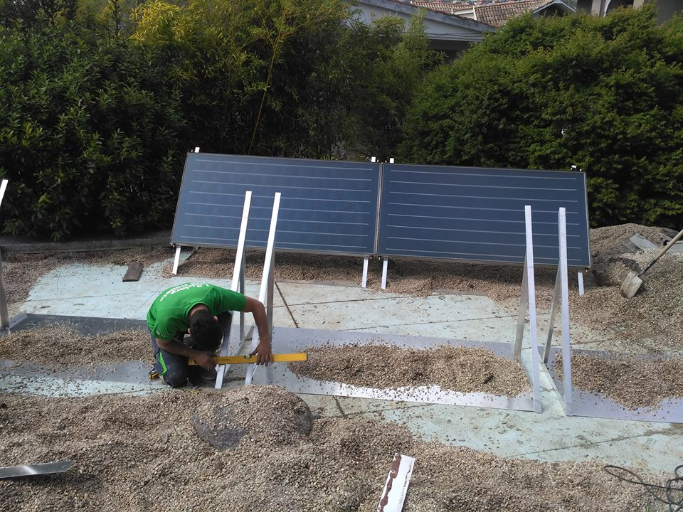 Paneles Solares T 233 Rmicos En Redondela Sapel Renovables Sl