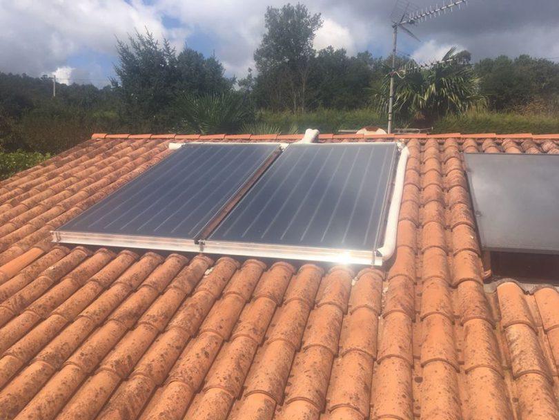 Captadores Solares Térmicos en Ponteareas