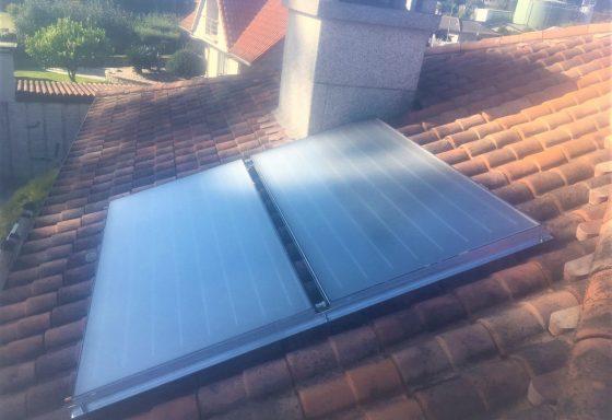 solar termica sapel