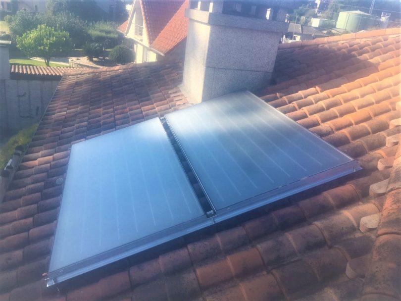 Solar Térmica en O Porriño