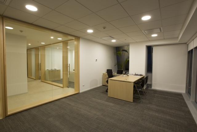 Iluminación Led en Oficinas Vigo