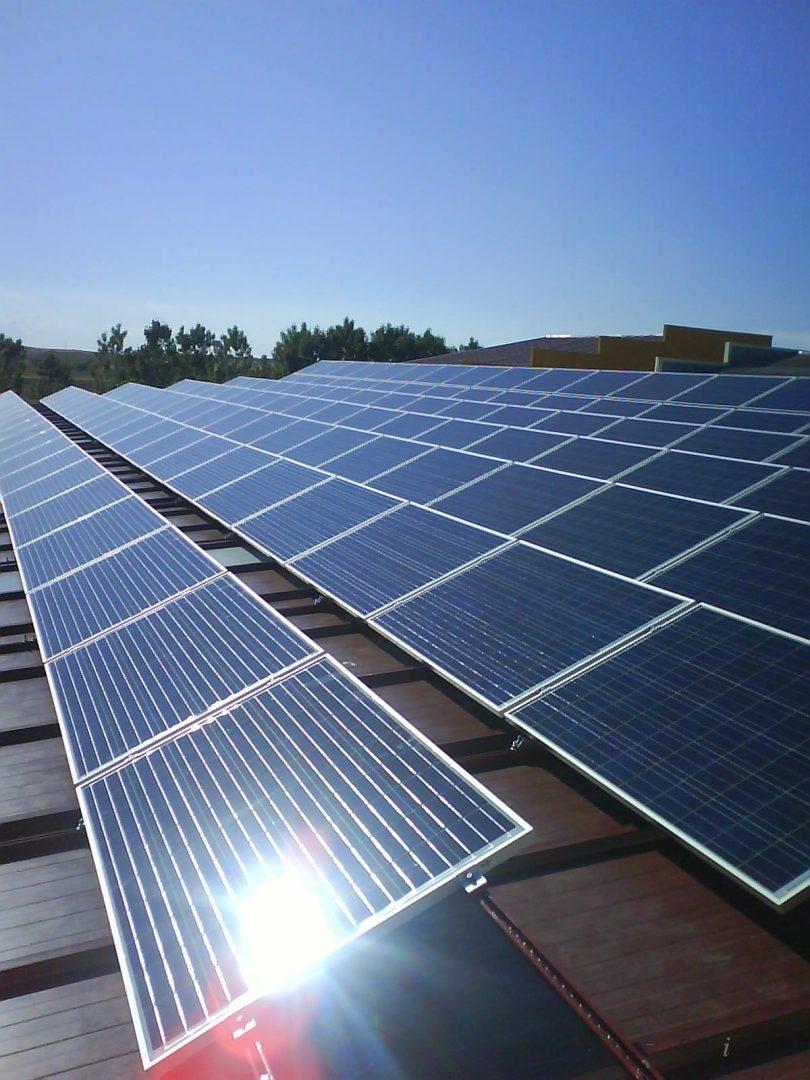 Instalación Solar Fotovoltaica 70kWp A Coruña