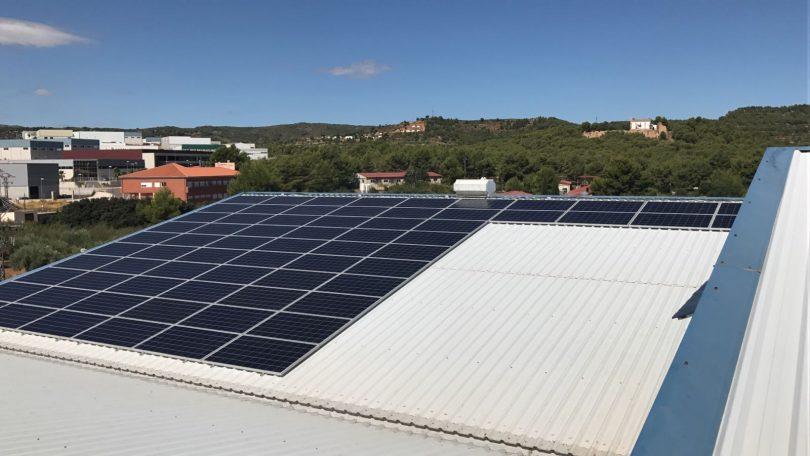 Instalación Solar Fotovoltaica  18 kWp en Ourense
