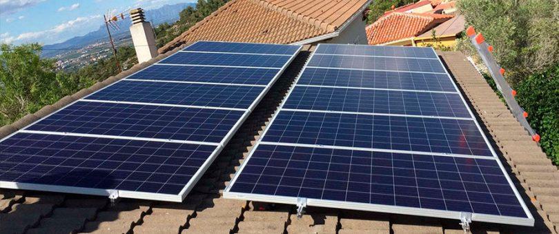 Instalación Solar Fotovoltaica 3,9kW en Laias