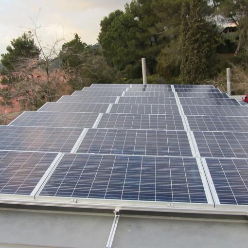 Instalación Solar Fotovoltaica 10kWp A Cañiza
