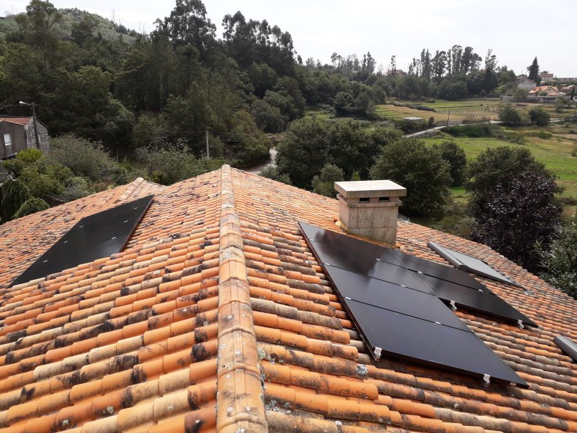 Instalacion Fotovoltaica con Paneles SunPower 3,3kW en Gondomar (Vilas)
