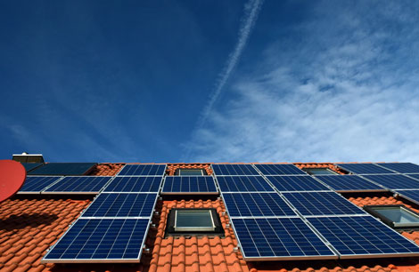 energía solar fotovoltaica doméstica