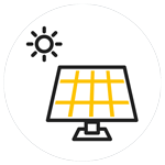 inversor energía solar fotovoltaica