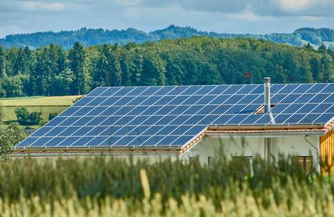 energía solar fotovoltaica industrial