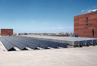 fotovoltaica hotel